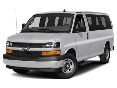 Used 2016 Chevrolet Express 2500 LT