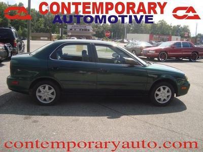Used 2000 Suzuki Esteem GL