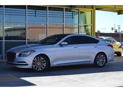 Used 2015 Hyundai Genesis 3.8
