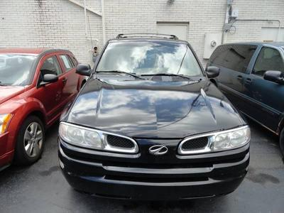 Used 2002 Oldsmobile Bravada Base