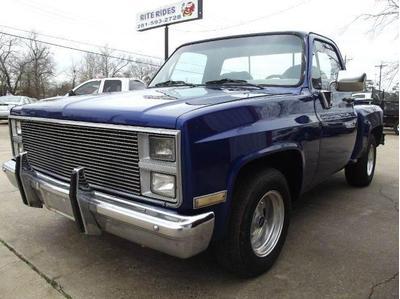 Used 1984 Chevrolet C10/K10
