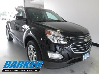Used 2017 Chevrolet Equinox 1LT