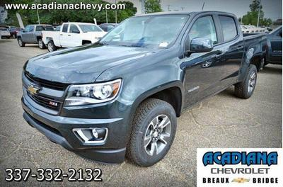 2017 Chevrolet Colorado Z71