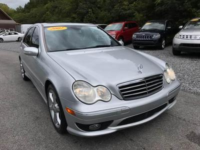 Used 2007 Mercedes-Benz C230 Sport