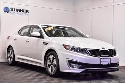 Used 2012 Kia Optima Hybrid EX