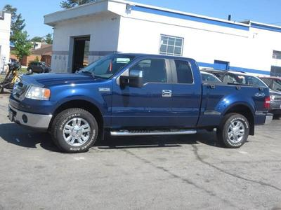 Used 2008 Ford F-150 XLT SuperCab Flareside