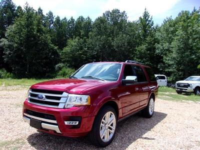 New 2017 Ford Expedition Platinum
