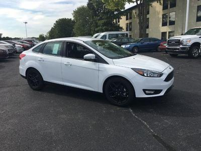 New 2016 Ford Focus SE