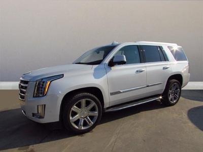 Used 2017 Cadillac Escalade Luxury