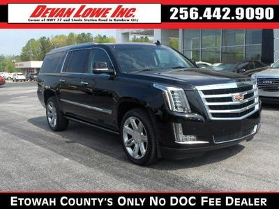 Used 2017 Cadillac Escalade ESV Luxury