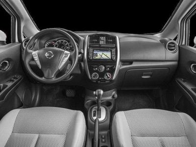New 2017 Nissan Versa Note SR