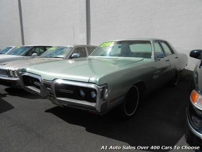Used 1972 Plymouth Fury