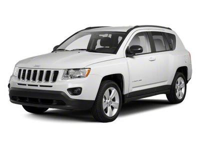 New 2013 Jeep Compass Latitude