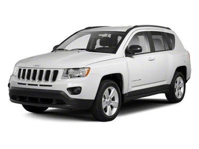 New 2013 Jeep Compass Latitude