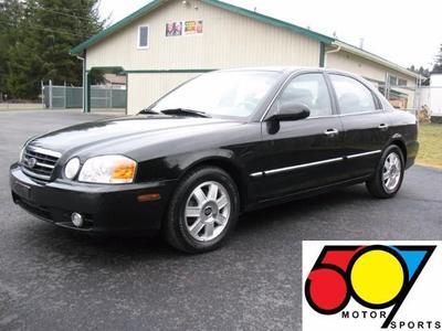 Used 2004 Kia Optima EX