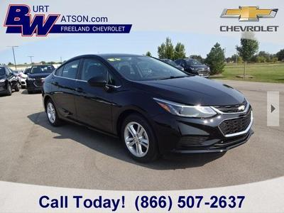 New 2018 Chevrolet Cruze LT Automatic