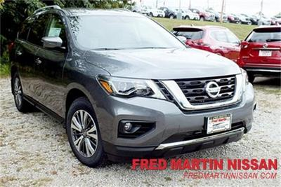 New 2017 Nissan Pathfinder SV