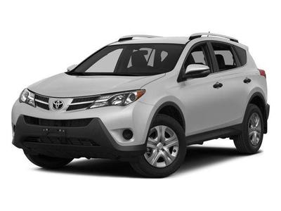 Used 2015 Toyota RAV4 Limited