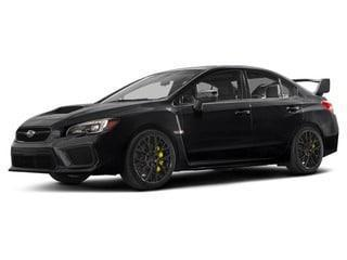 New 2018 Subaru WRX STI Base