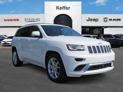 New 2016 Jeep Grand Cherokee Summit