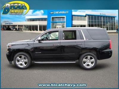 Used 2016 Chevrolet Tahoe LTZ