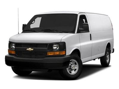 New 2015 Chevrolet Express 3500 Paratransit