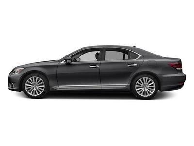 New 2017 Lexus LS 460 L