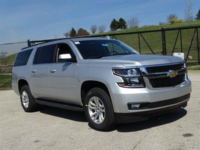 New 2016 Chevrolet Suburban LT