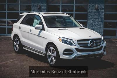 New 2017 Mercedes-Benz GLE 350 Base 4MATIC
