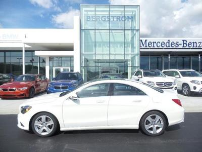 Used 2016 Mercedes-Benz CLA 250 4MATIC