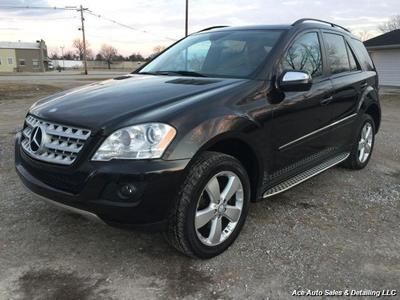Used 2009 Mercedes-Benz ML 350 4MATIC