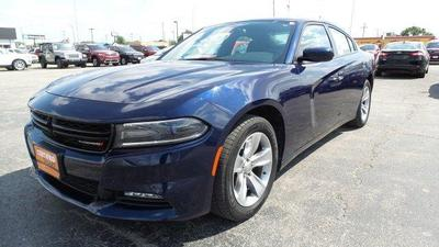 Certified 2016 Dodge Charger SXT