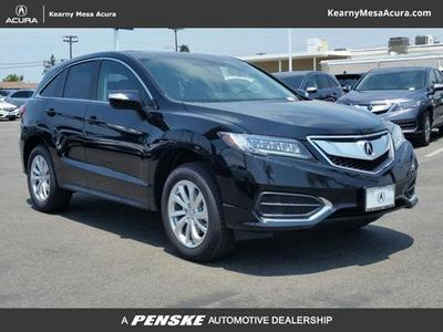 New 2017 Acura RDX Technology Package