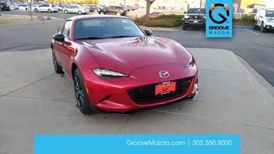 New 2017 Mazda MX-5 Miata Grand Touring
