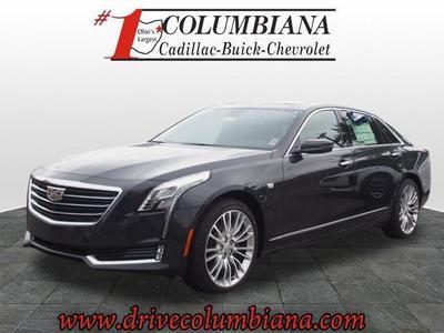 New 2016 Cadillac CT6 3.0L Twin Turbo Premium Luxury