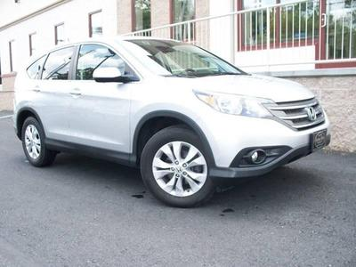 Used 2014 Honda CR-V EX