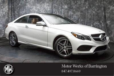 New 2017 Mercedes-Benz E 400 4MATIC