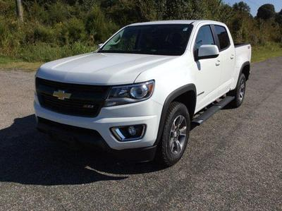 New 2017 Chevrolet Colorado 4WD Z71