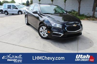 Certified 2016 Chevrolet Cruze Limited LS