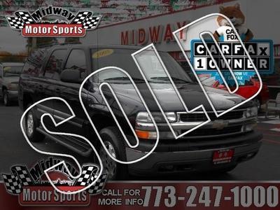 Used 2005 Chevrolet Suburban 1500 LT