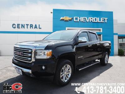 Used 2015 GMC Canyon SLT