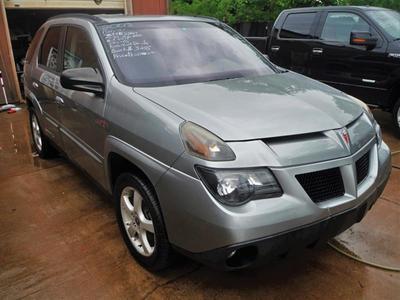 Used 2003 Pontiac Aztek