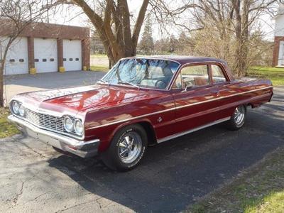 Used 1964 Chevrolet Bel Air 1600 327