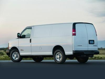 New 2017 Chevrolet Express 2500 Work Van