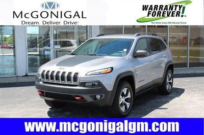 Used 2015 Jeep Cherokee Trailhawk