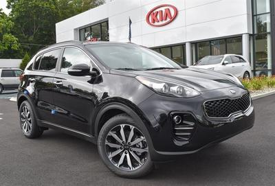 New 2018 Kia Sportage EX