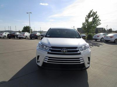 New 2017 Toyota Highlander XLE