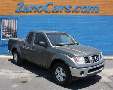 Used 2005 Nissan Frontier SE King Cab
