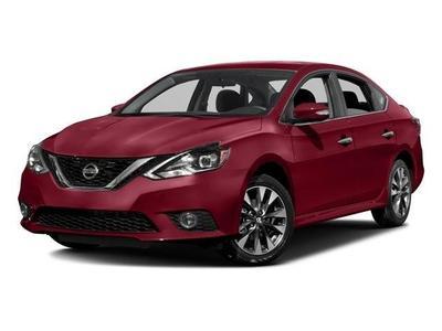 New 2017 Nissan Sentra SR