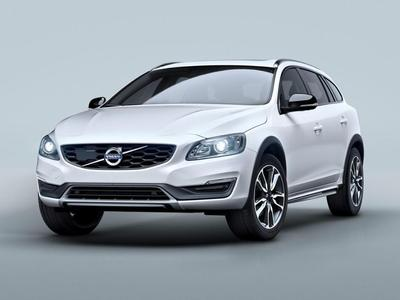 New 2018 Volvo V60 Cross Country T5 Platinum